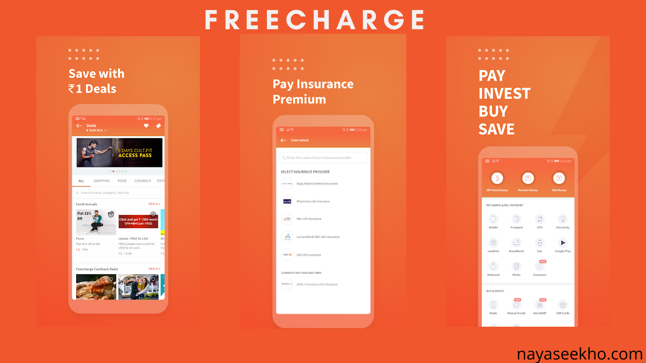 electricity bill pay in online freecharge