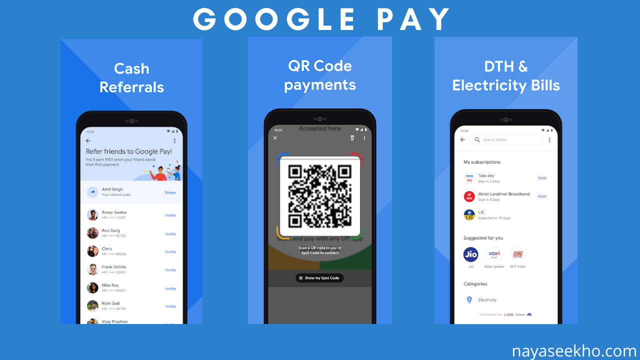 electricity bill pay in online google pay